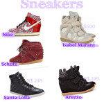 A febre dos Sneakers!
