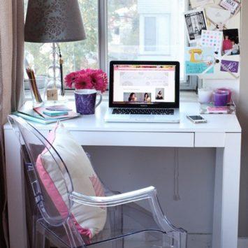 Decor: Um cantinho pra chamar de… Home Office!