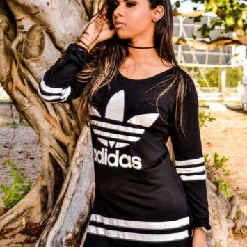 Look do dia: All Adidas