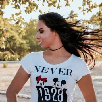 "Look do dia: ""Brusinha"" Disney"
